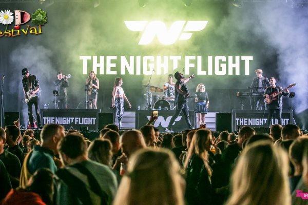 The Night Flight - Dodo Festival 2019 - 1